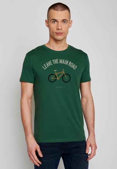 Bike Leave Road Guide Bottle Green