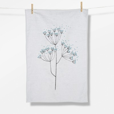 Plants Blowball (Tea Towel)