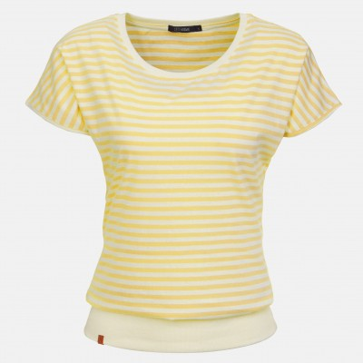 Basic Brave Light Yellow Stripes