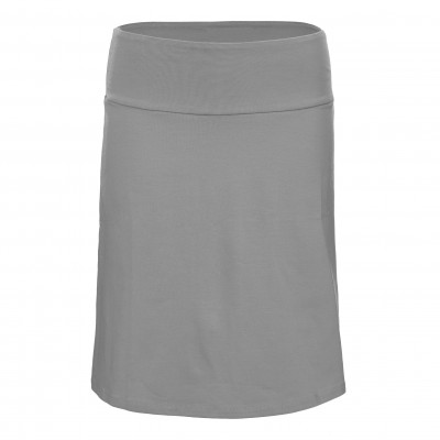 Melody Skirt Pale Grey
