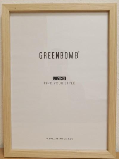 Bilderrahmen Greenbomb