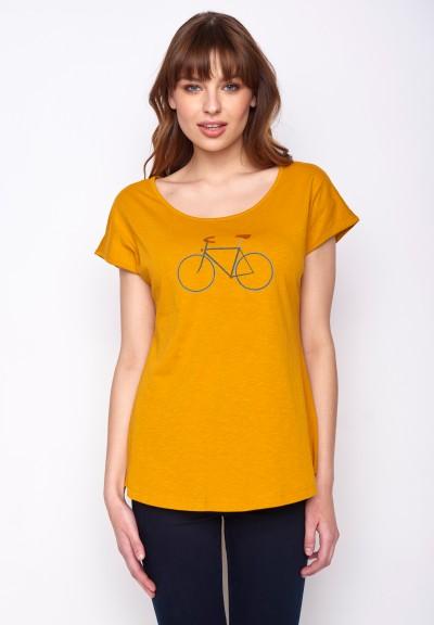Bike Single Cool Golden Yellow