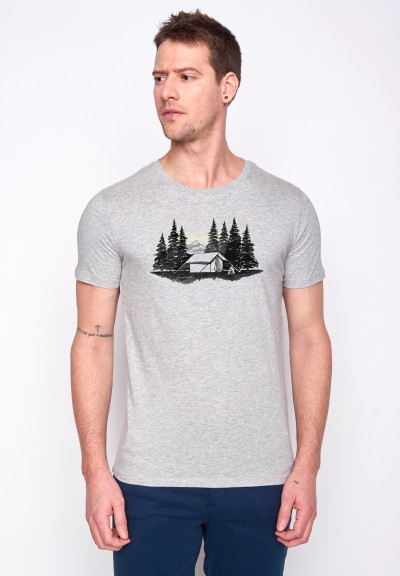 Nature Forest Tent Guide Heather Grey