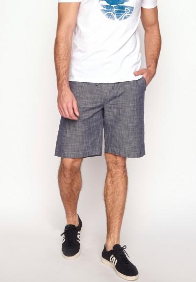 Slow Shorts Bering Sea Blue