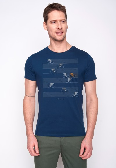 Bike Racer Guide Navy