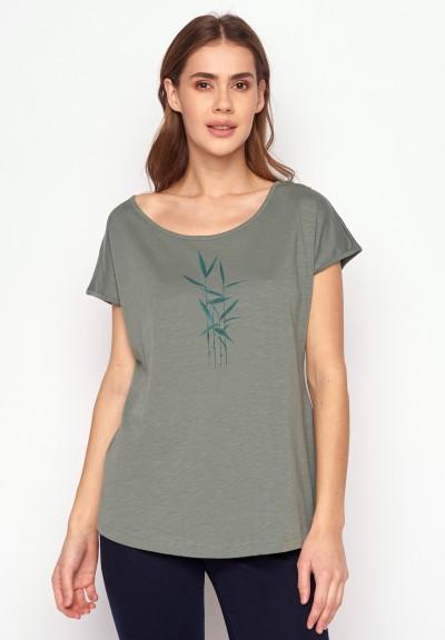 Plants Reed Art Cool Olive