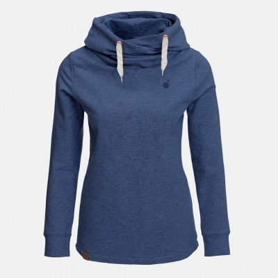Lifestyle GB Apple Embroidery Lucky Heather Blue