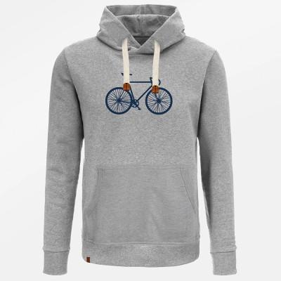 Bike Mono Hard Heather Grey
