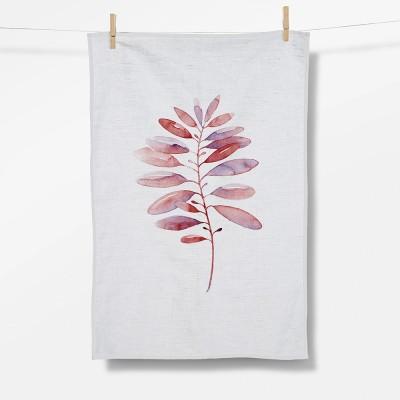 Plants Leaf (Tea Towel)