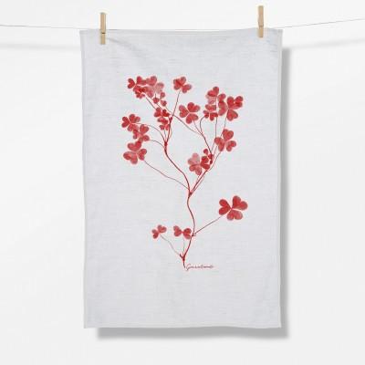 Plants Shamrock (Tea Towel)