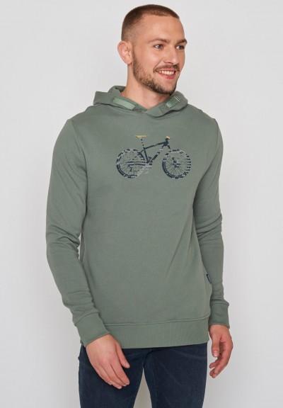 Bike Cross Star Olive