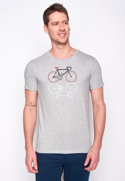 Bike Shape Guide Heather Grey