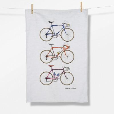 Bike Retro Vibes (Tea Towel)