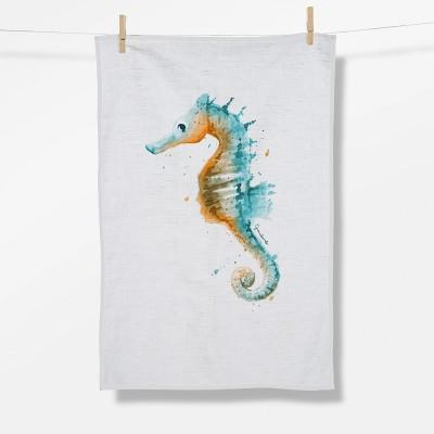 Animal Seahorse (Tea Towel)