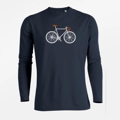 Bike Two Riffle Navy