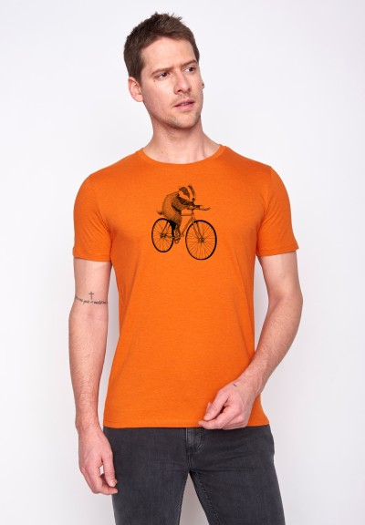 Bike Badger Guide Heather Orange