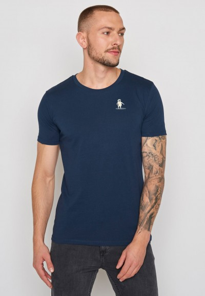 Animal Sloth Surfer Guide Navy