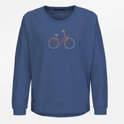 Bike Charming Slack Heather Blue