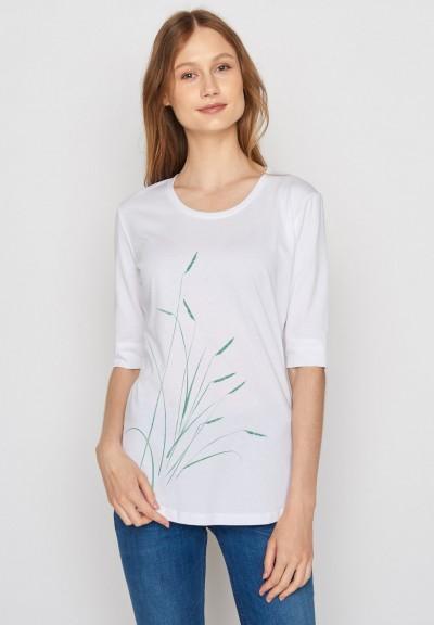 Plants Reed Deep White