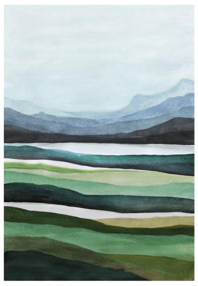 Nature Landscape Sea Poster