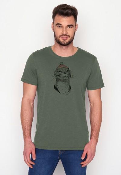Animal Otter Spice Olive