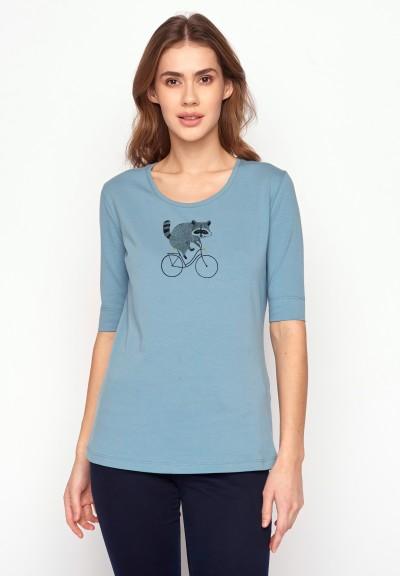Bike Raccoon Deep Dirty Blue