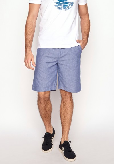 Slow Shorts Adriatic Blue