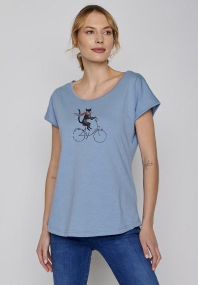 Bike Cat Cool Diva Blue