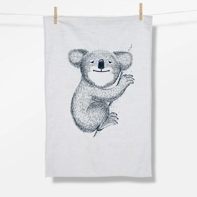 Animal Koala (Tea Towel)