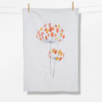 Plants Fine Plants (Tea Towel)