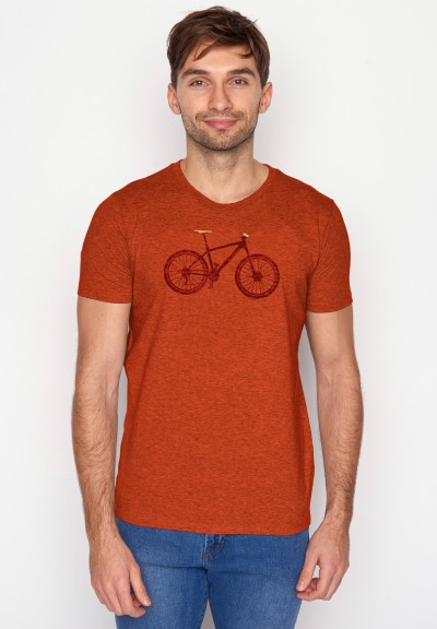 Bike Cross Guide Heather Orange