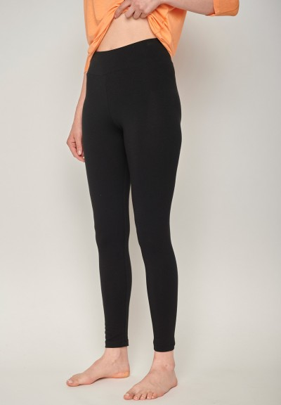 Long Lady Leggings Black