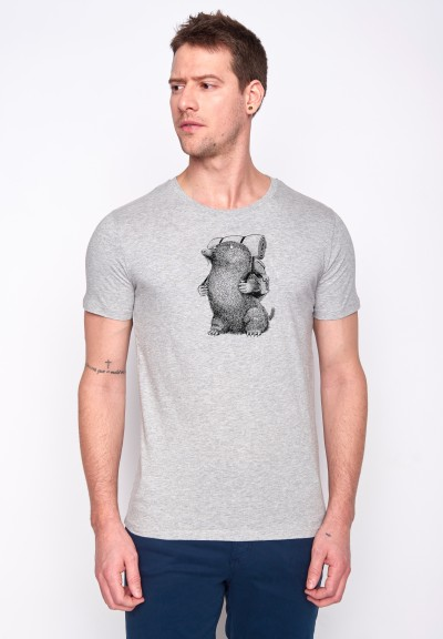 Animal Mole Guide Heather Grey